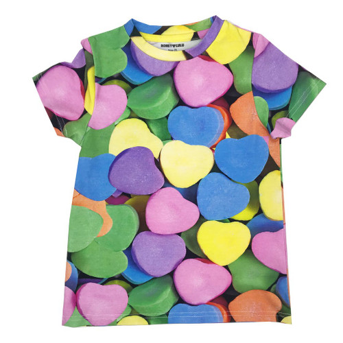 T Shirt - Candy Hearts