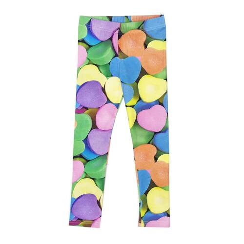 Leggings - Candy Hearts