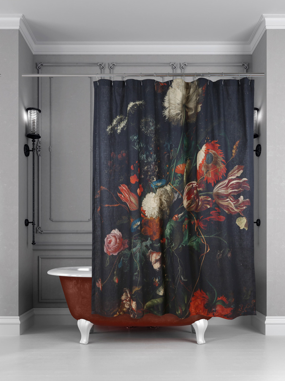 Museum Of Modern Art And Shower Curtains