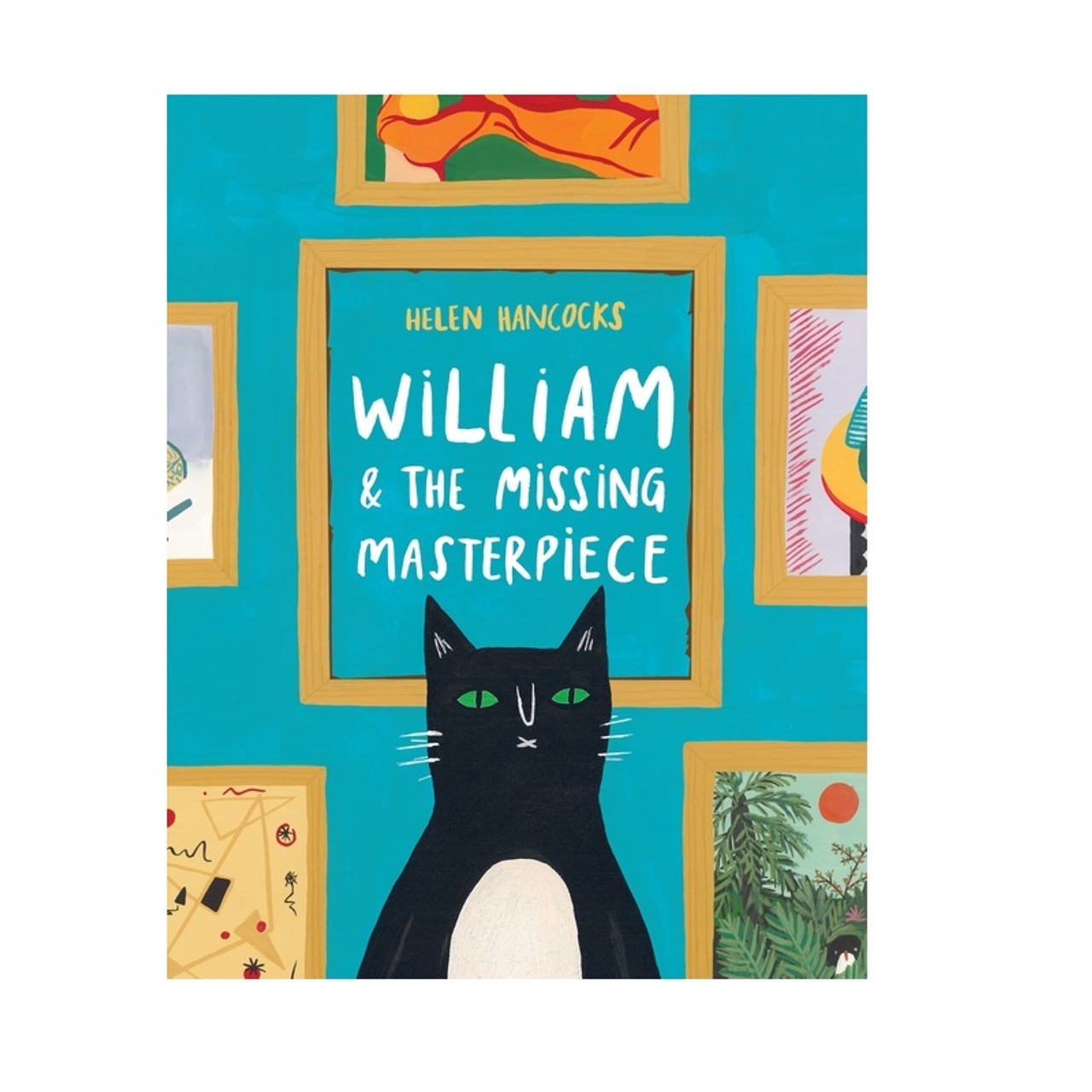 Image result for william and the missing masterpiece