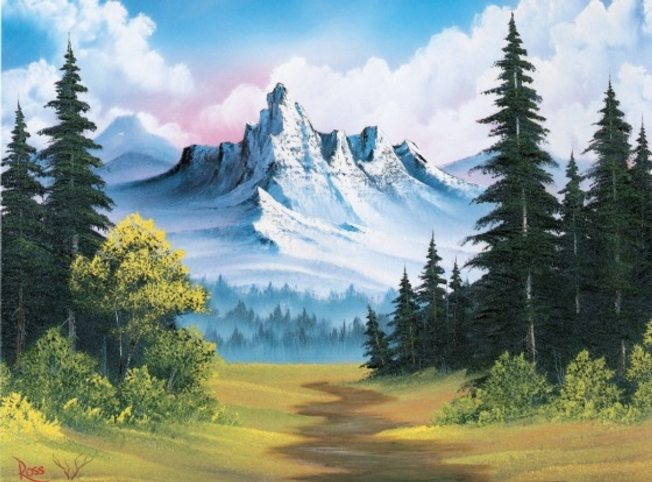 Joy Of Painting Bob Ross