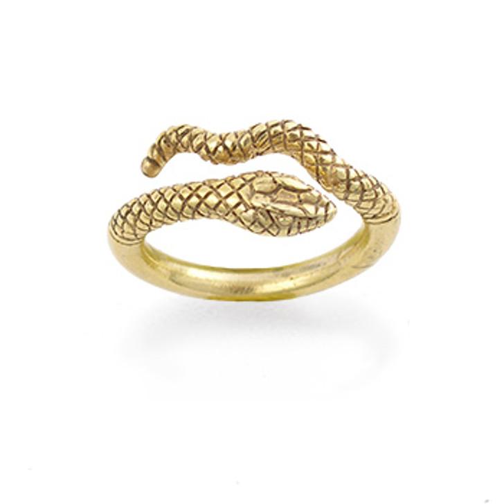 Egyptian Snake Ring