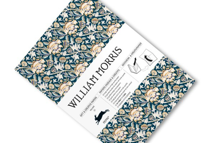 William Morris Gift Wrap Book