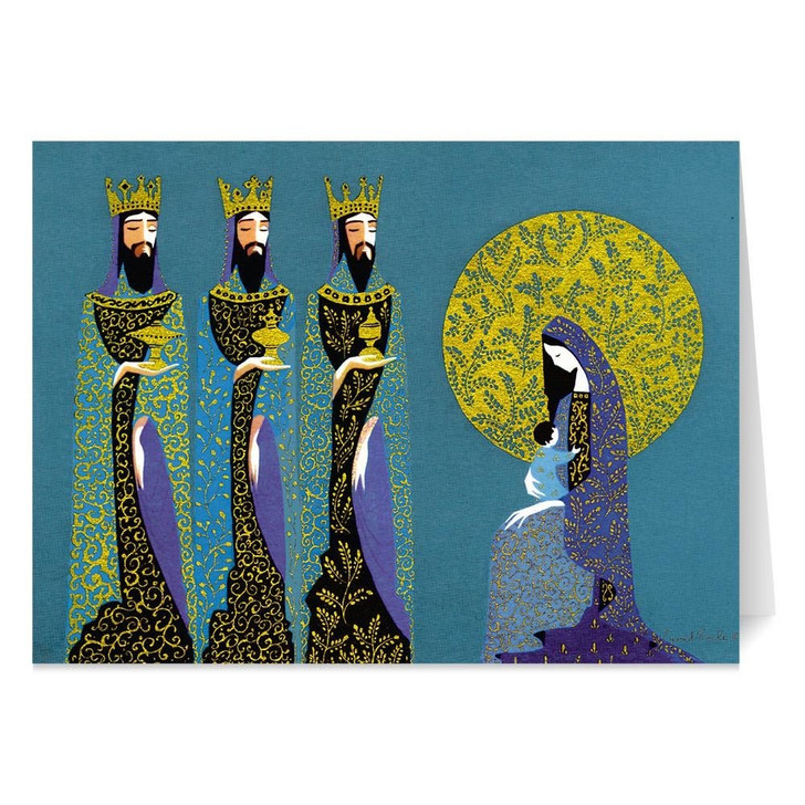Earle: Three Wise Men Boxed Cards