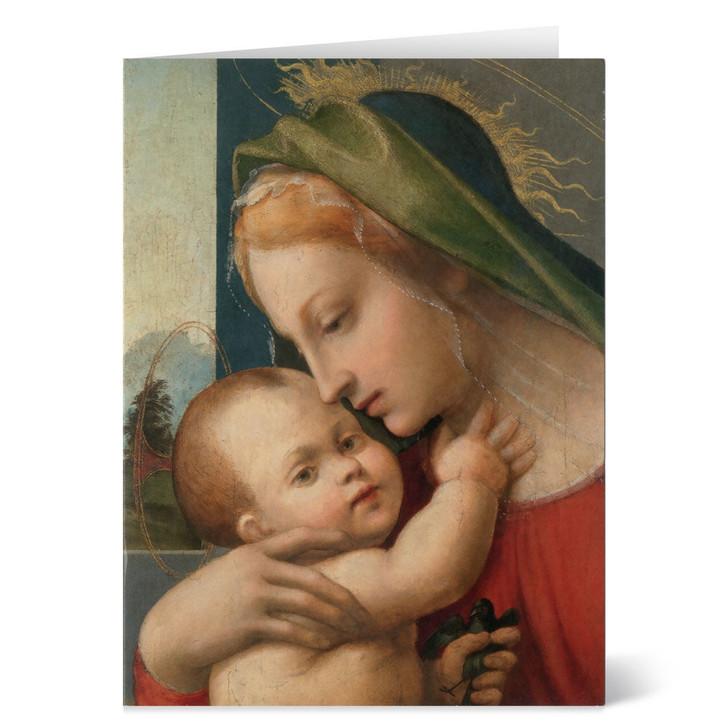 Granacci: Madonna and Child Boxed Cards