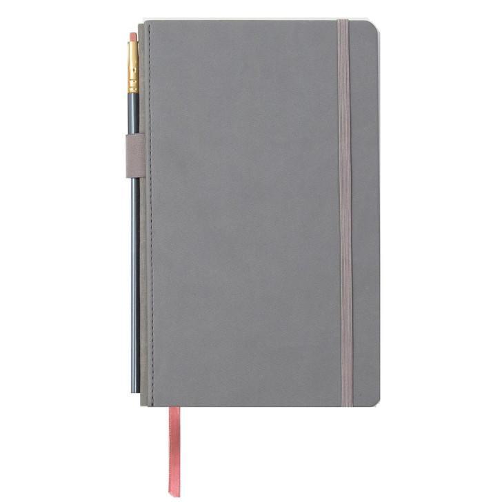 Blackwing 602 Slate Sketchbook: Grey