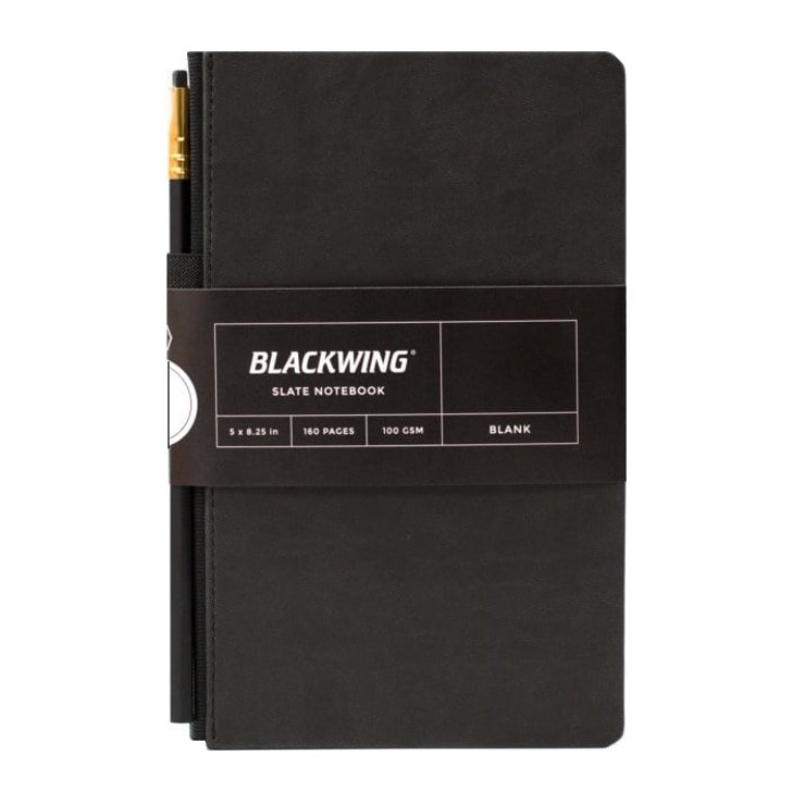 Blackwing Slate Journal: Black