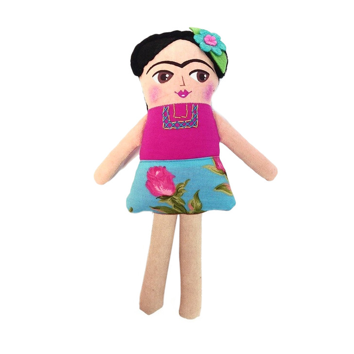 Frida Kahlo Plush