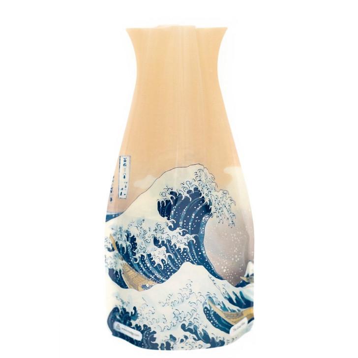 Great Wave 1831, Hokusai Expand Vase