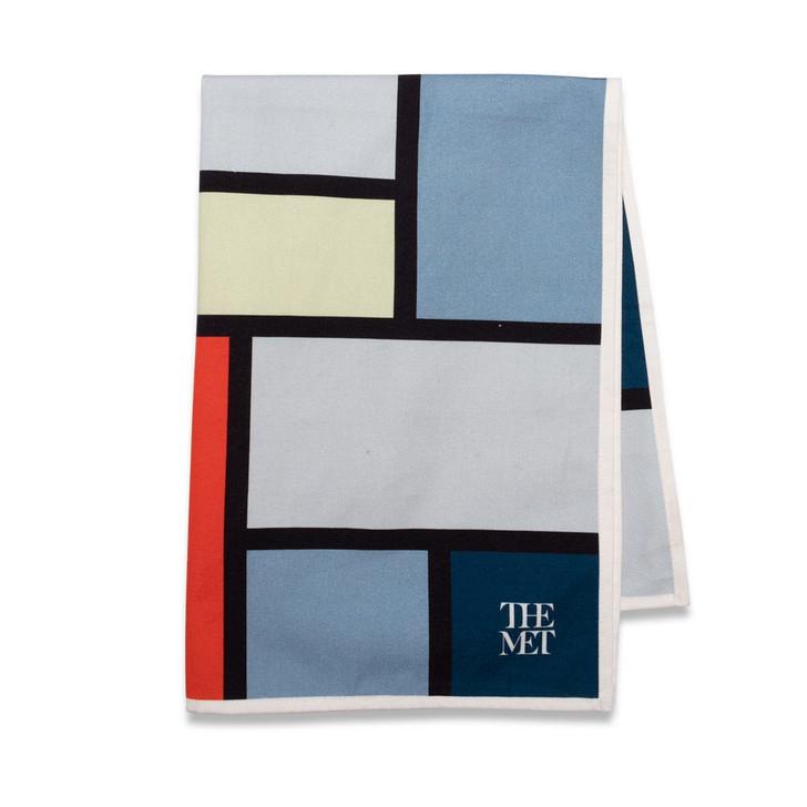Mondrian Tea Towel