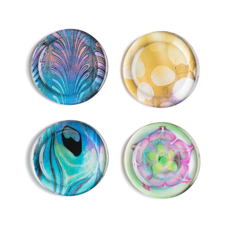 Favrile, Tiffany Coaster Set