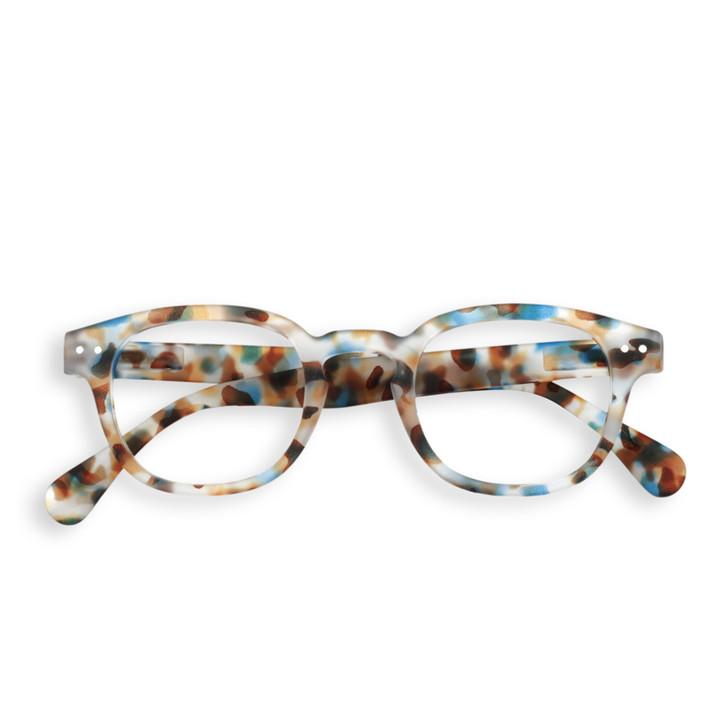 Blue Tortoise C Reading Glasses
