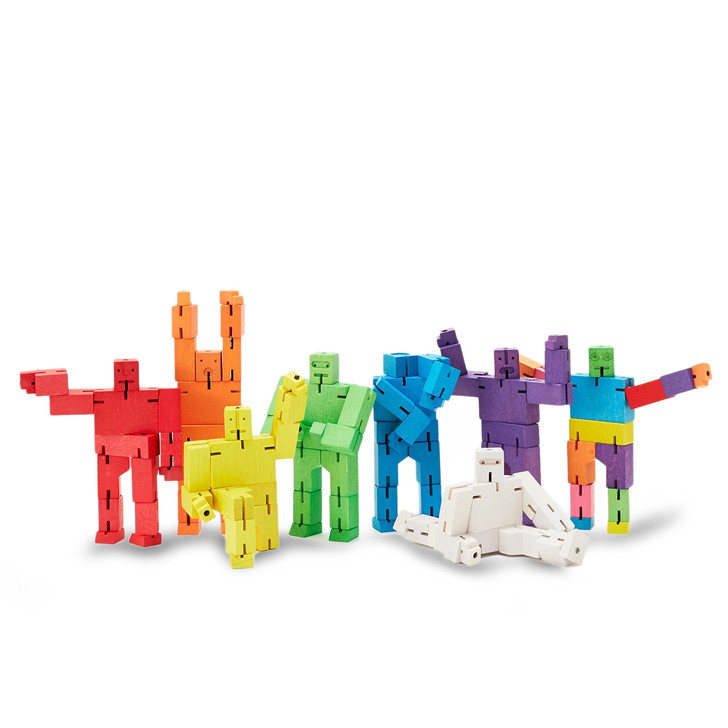 Micro Cubebot, Assorted Colors
