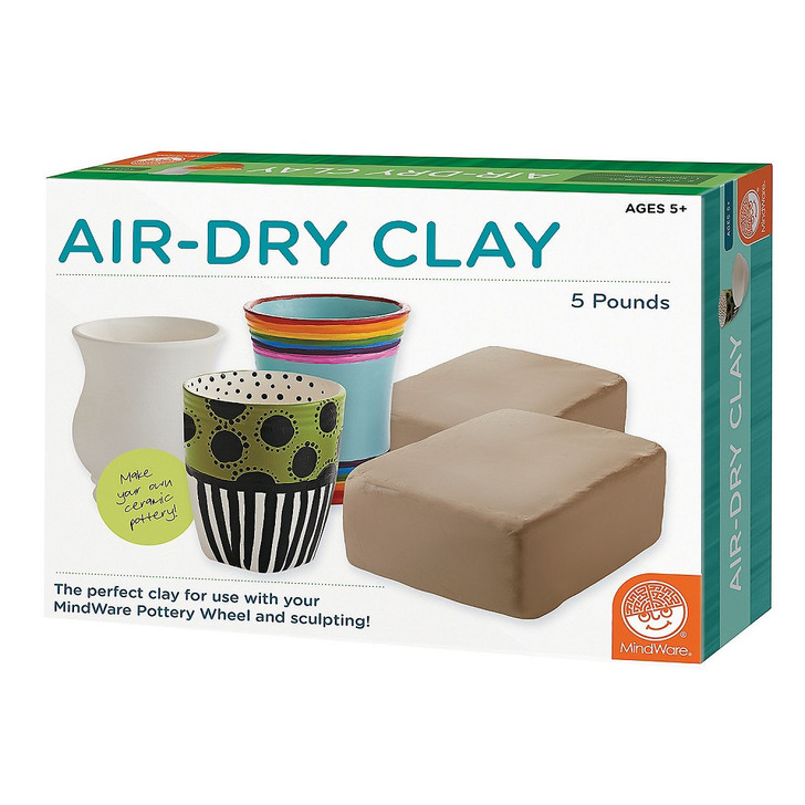 Pottery Wheel Clay Refill