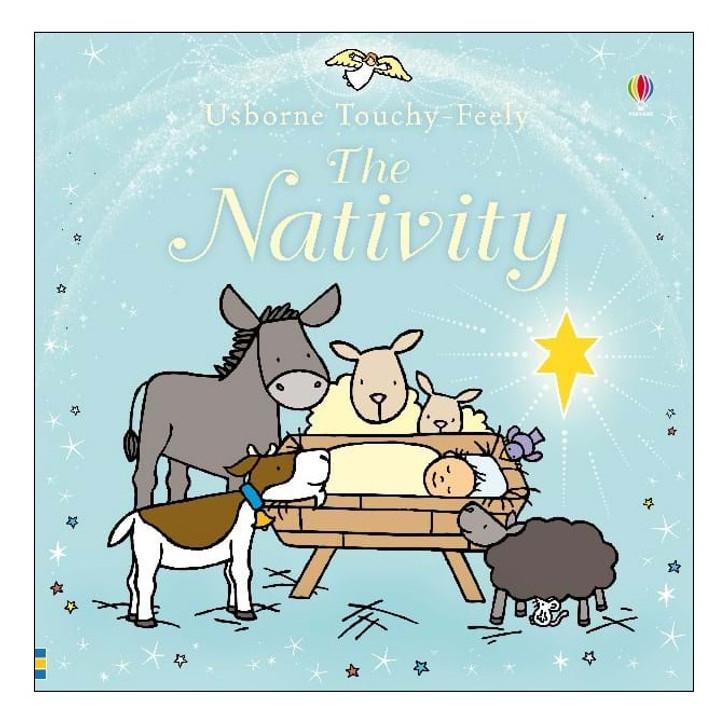 Nativity Touchy-Feely