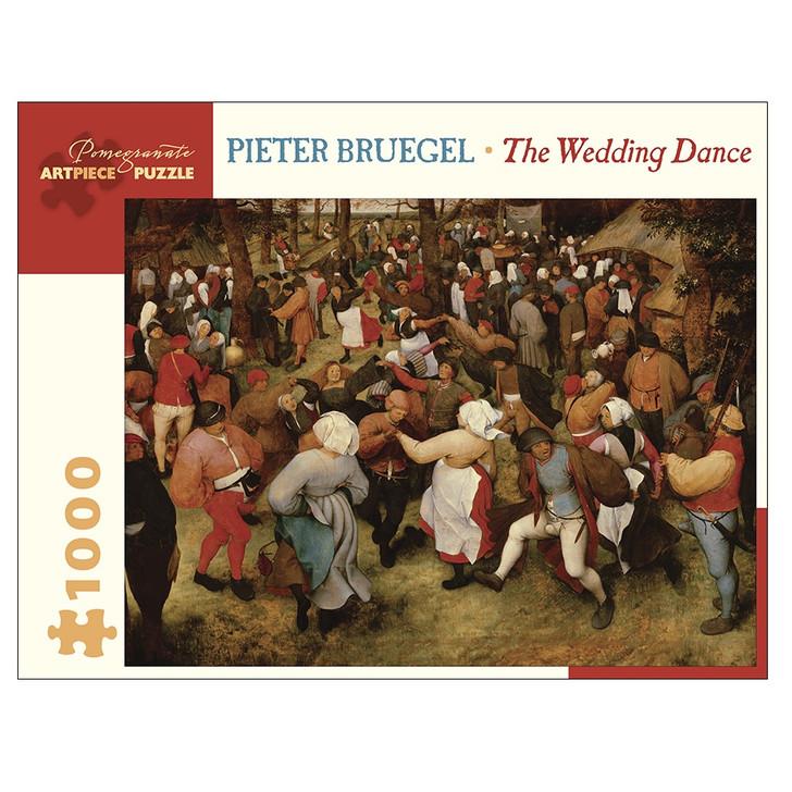 The Wedding Dance, Bruegel Puzzle 1000 Piece