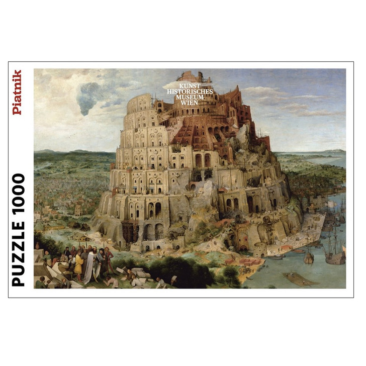 Tower of Babel, Bruegel Puzzle