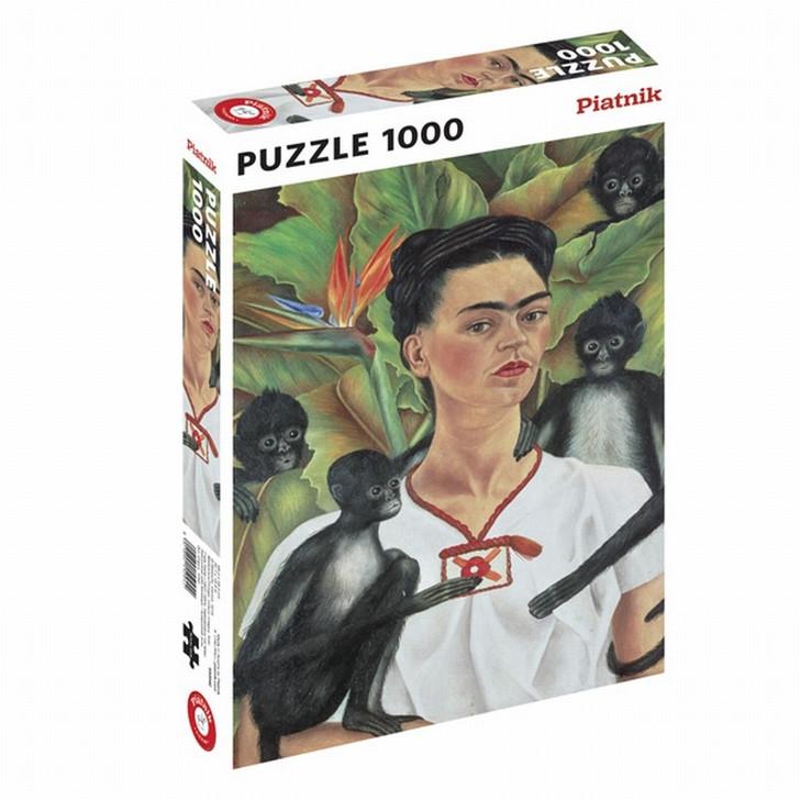 Frida Kahlo Puzzle