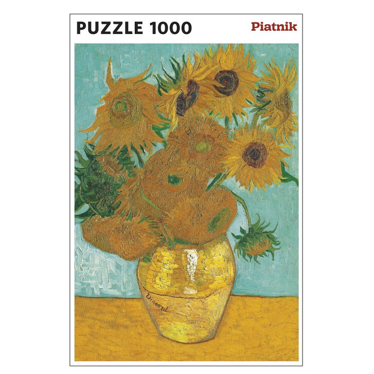 Sunflowers, Van Gogh Puzzle