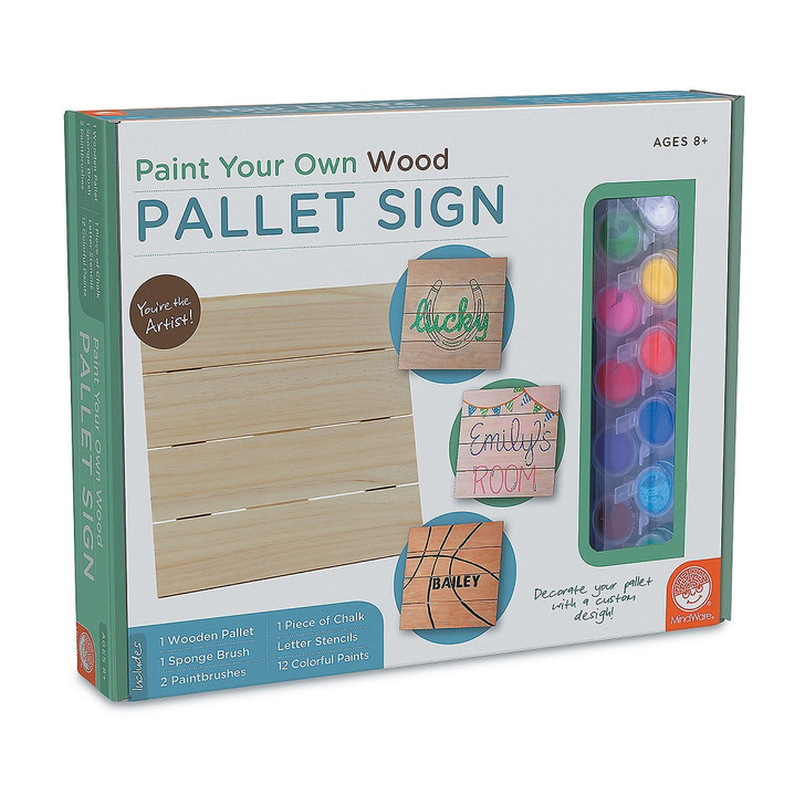 Paint Your Own Pallet Sign