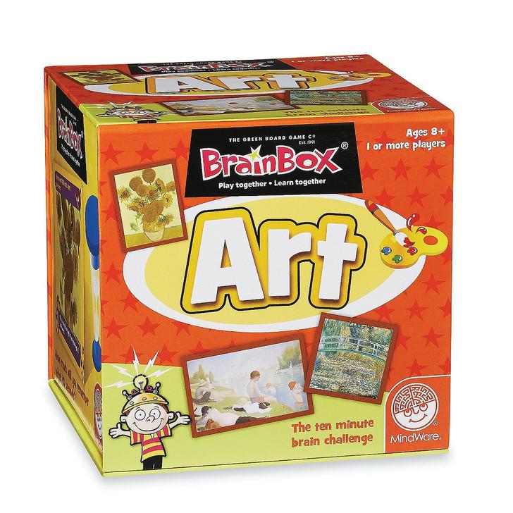 Brain Box: Art