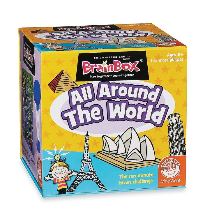 Brain Box: All Around the World