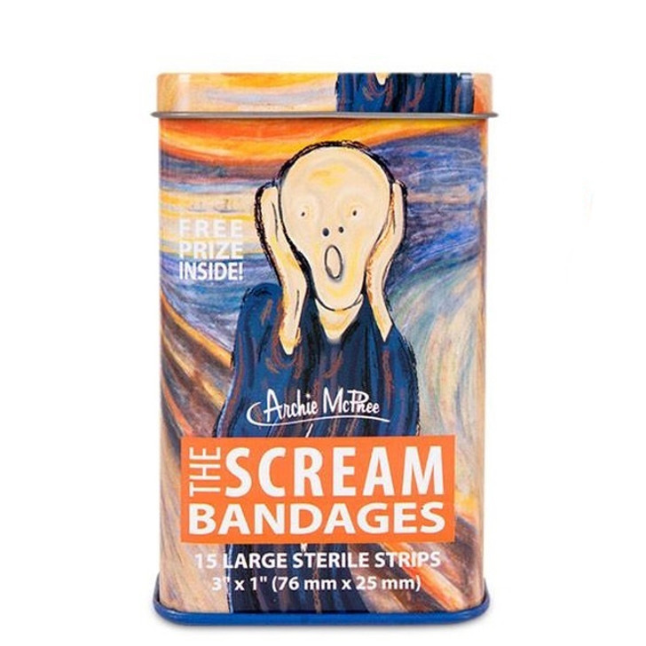 Scream Bandages