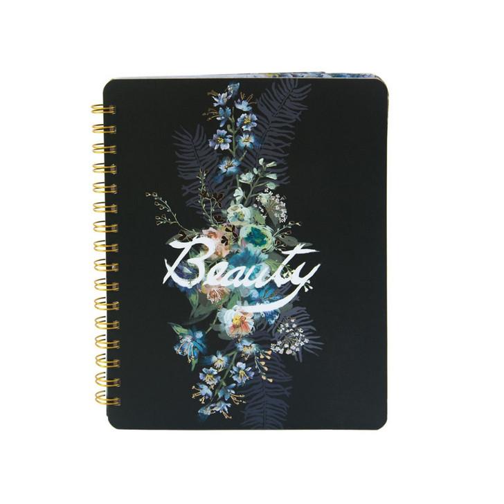 Bouquet Spiral Notebook