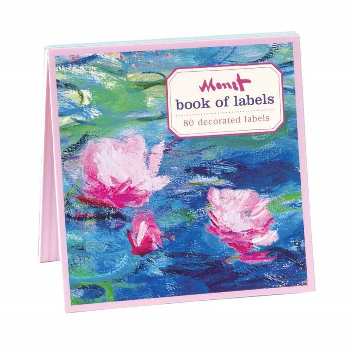 Monet Book of Labels