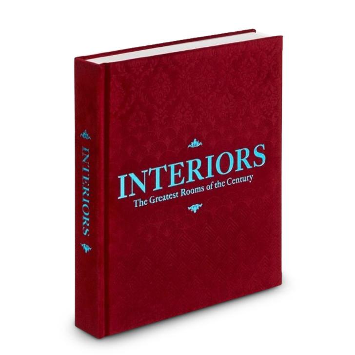 Interiors, Burgundy Cover
