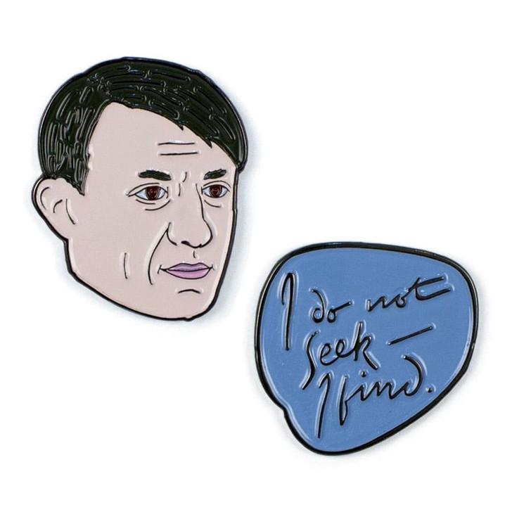 Pablo Picasso Pin