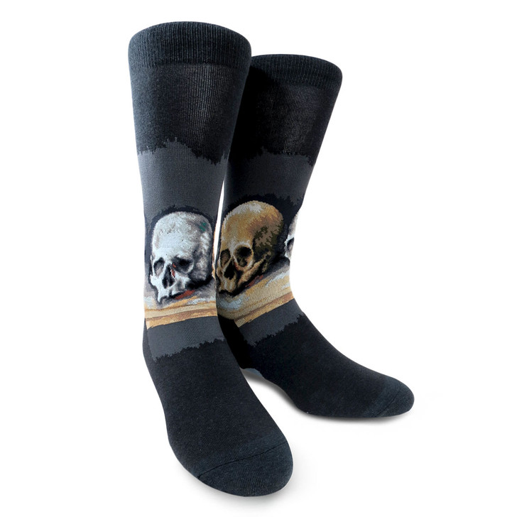 The Three Skulls, Cezanne Socks