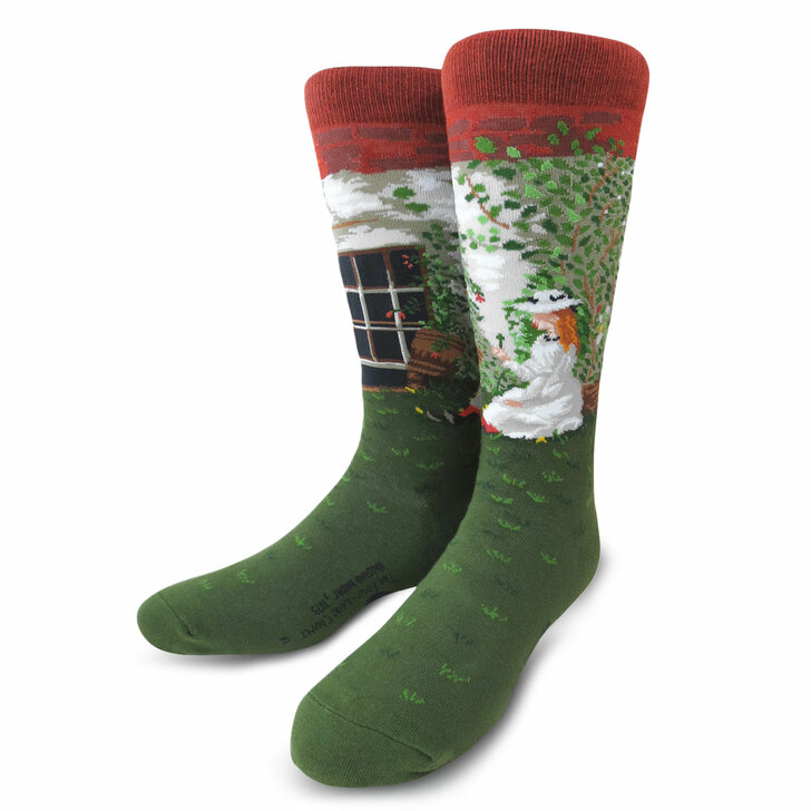The Four-Leaf Clover, Homer Socks