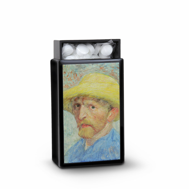 Self Portrait, Van Gogh Mints