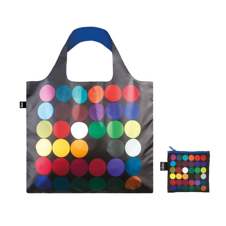 Untitled Dots, Gernes Tote Bag with Pouch