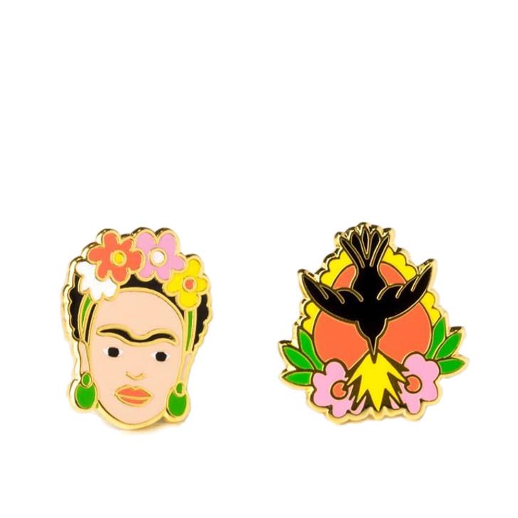 Frida & Milagro Earrings