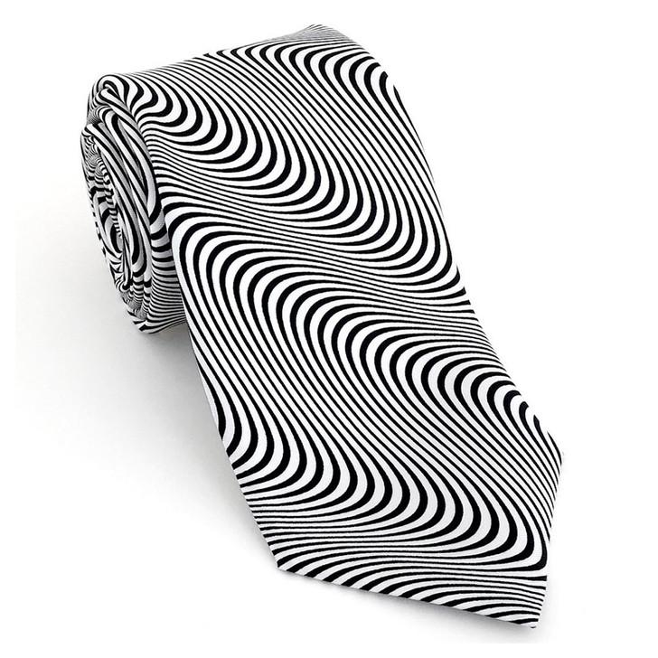 Victor Silk Tie