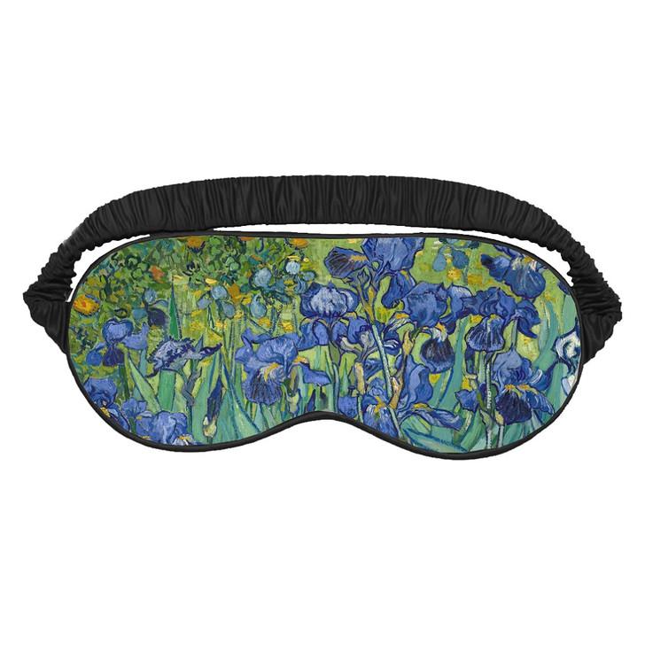 Irises, Van Gogh, Sleeping Mask