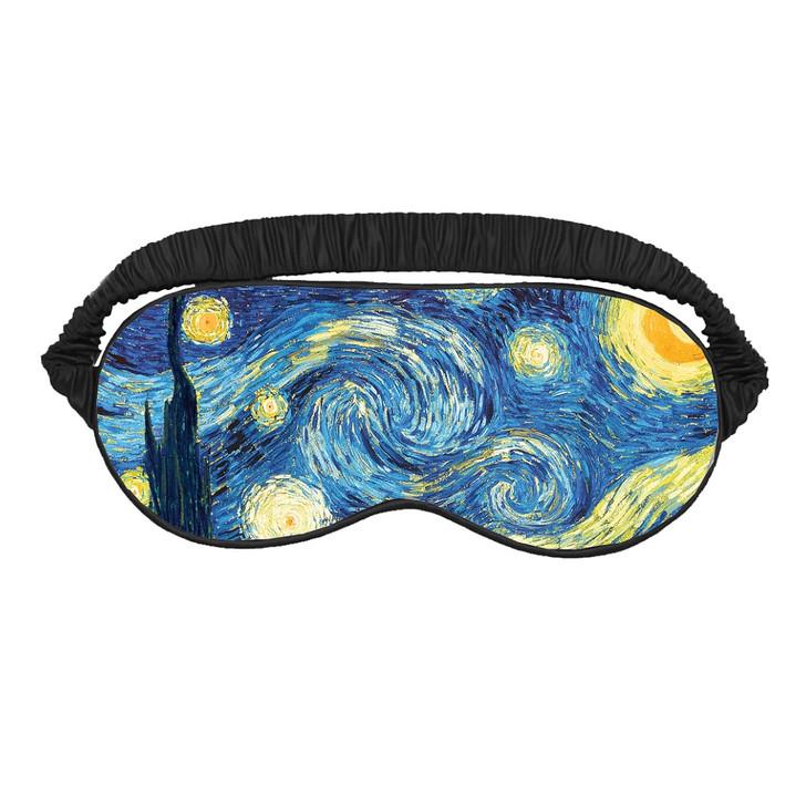 Starry Night, Van Gogh Sleeping Mask