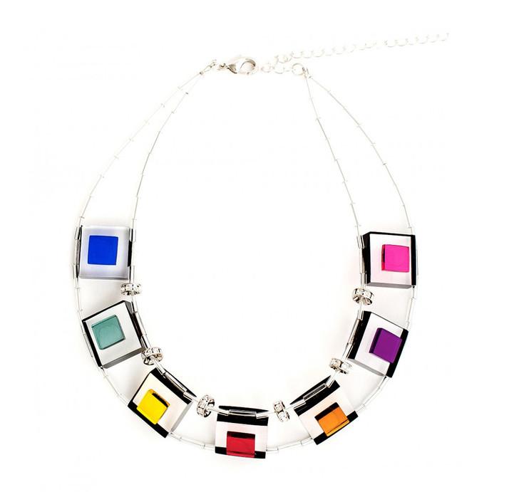 Multi-Colored Orient Necklace