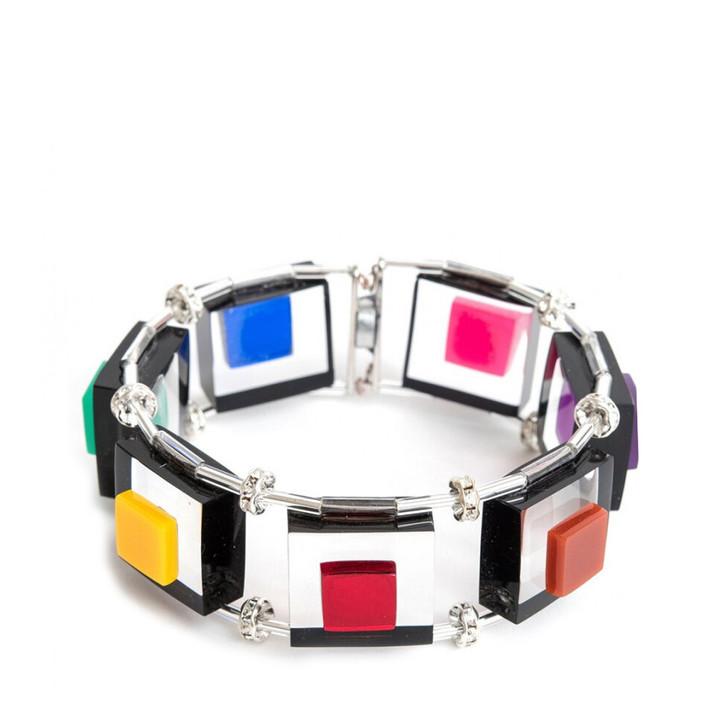 Multi-Colored Orient Bracelet