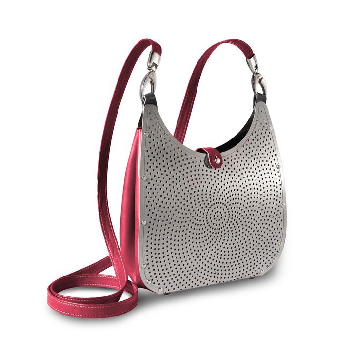 Spiral Bag, Red
