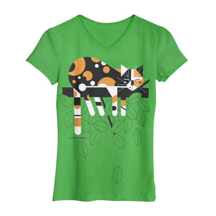 Charley Harper Limp on a Limb T-Shirt