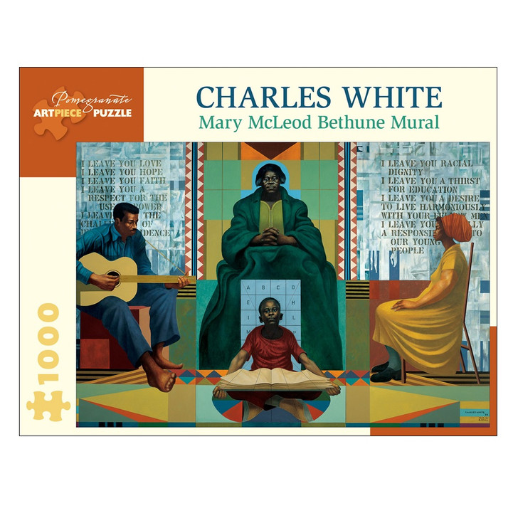 Charles White Mural Puzzle