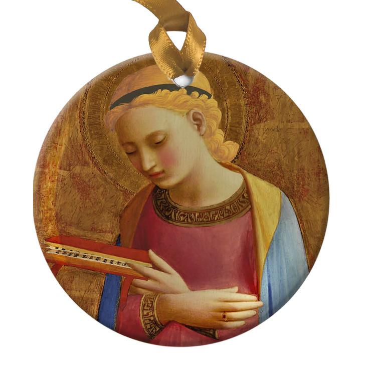 Virgin Annunciate, Fra Angelico Ornament