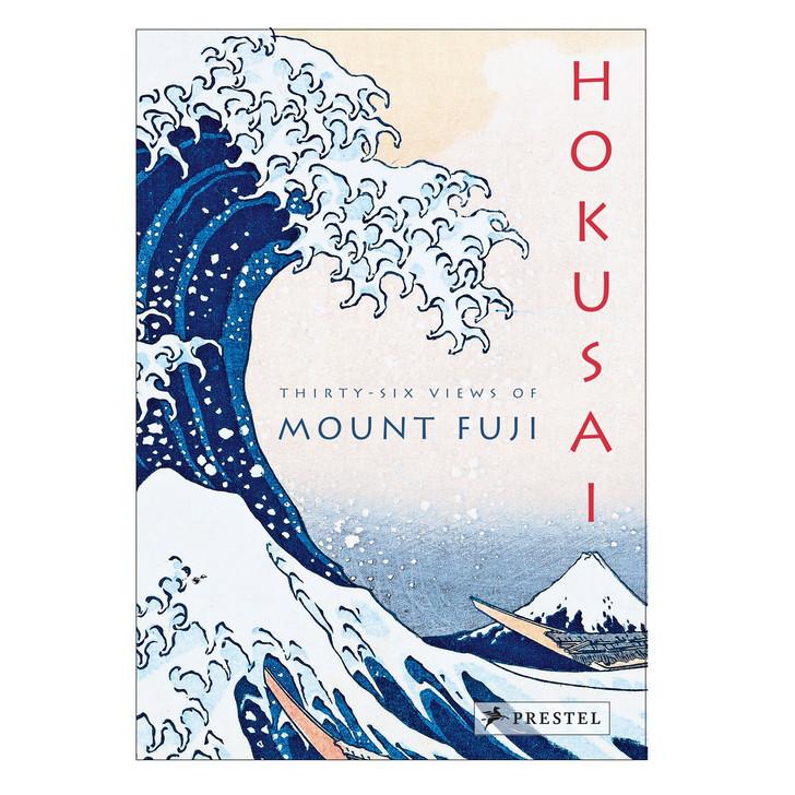 Hokusai, Mt Fuji
