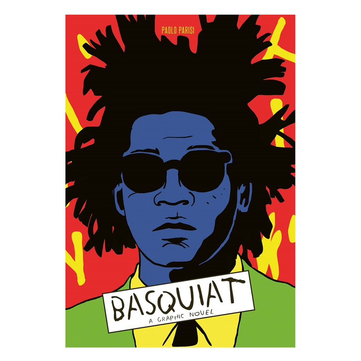 Basquiat,  A Graphic Novel
