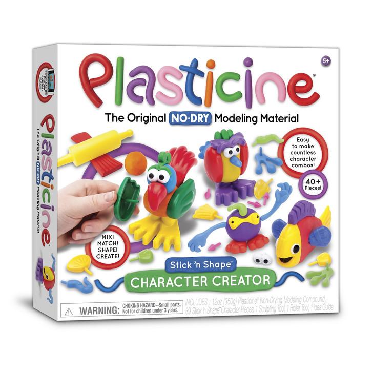 Plasticine Character Creator