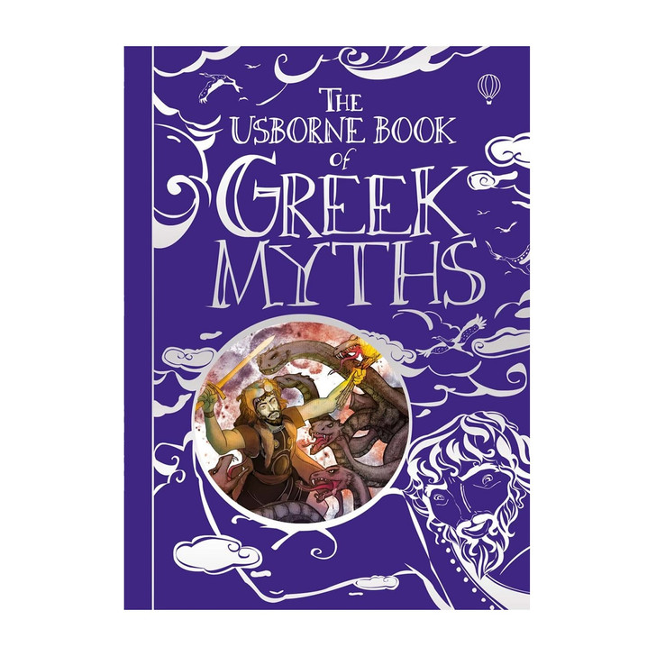 Book of Greek Myths