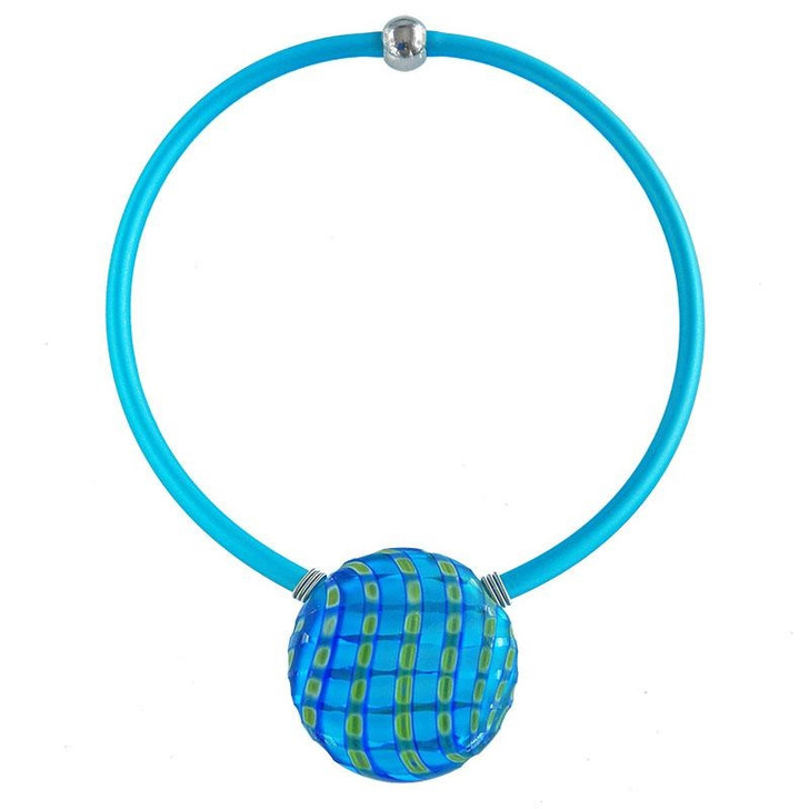 Aqua Glass Venezia 2 Necklace
